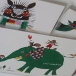 『コロボックル』のカード