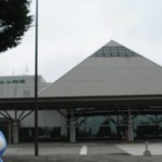 松本空港から千歳空港へ!
