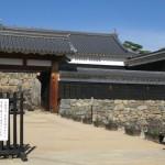 松本城鑑賞です