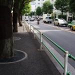 ホテル前の柘榴坂